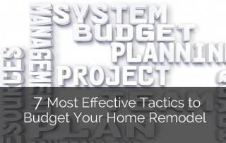 The 7 Most Effective Tactics to Budget Your Home Remodel Sebring Services