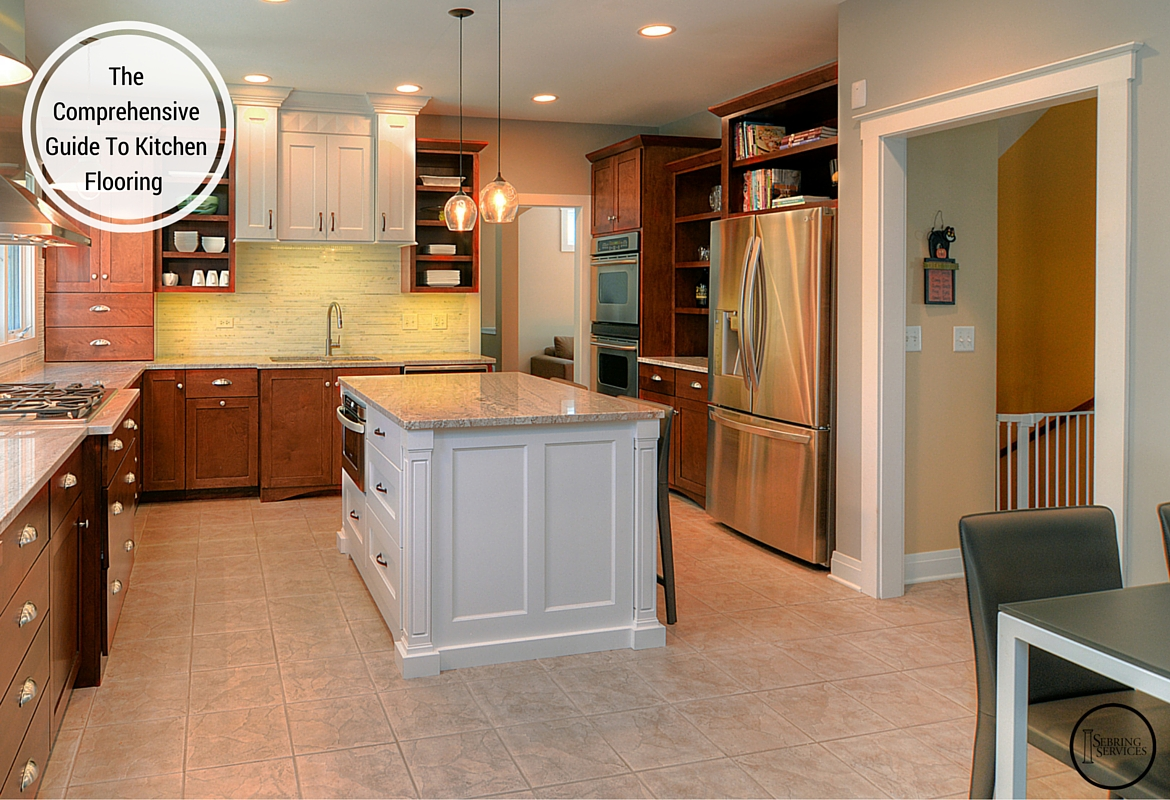 Kitchen Flooring Options Pros And Cons The Comprehensive Guide To Kitchen Flooring Options Home