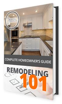 Remodeling 101 eBook - Sebring Services