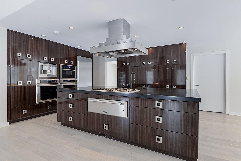 ... Kitchen Remodeling Ideas Tiger Wood Cabinets Dark Quartz Oak Brook  Hinsdale IL Illinois Sebring Services