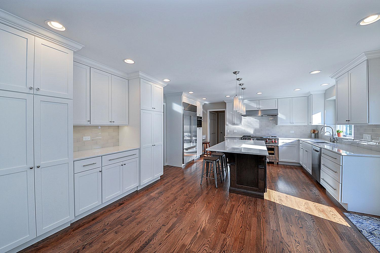 Derek & Christine\'s Kitchen Remodel Pictures | Home Remodeling ...