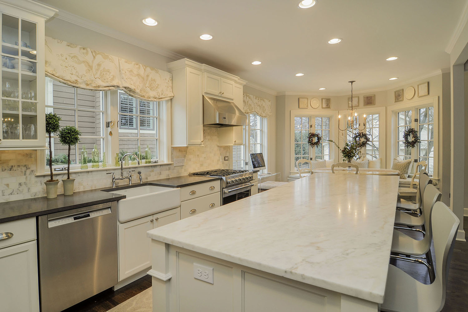 Ben & Ellen's Kitchen Remodel Pictures | Home Remodeling ... on Kitchen Remodel Ideas  id=72414