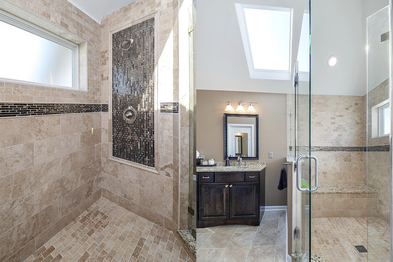 Steve Sandy 39 S Master Bathroom Remodel Pictures Home Remodeling Contractors Sebring Design