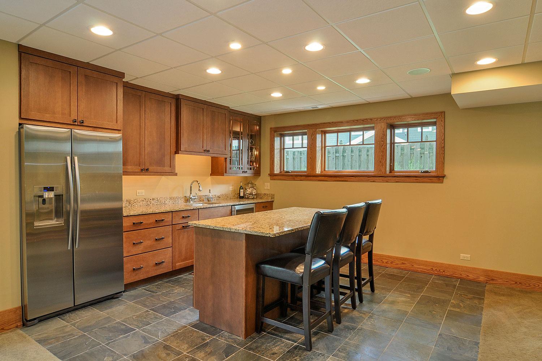 Basement Remodel Contractors erik & beth's basement remodel pictures | home remodeling