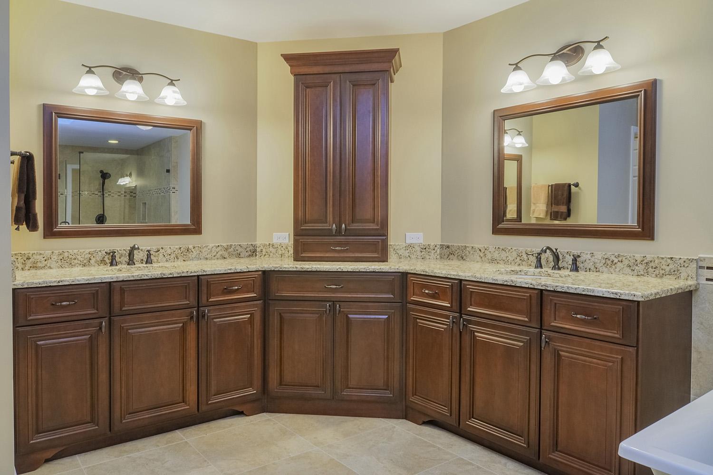 Bernard Karans Master Bathroom Remodel Pictures Home Remodeling - Bathroom remodel ontario ca