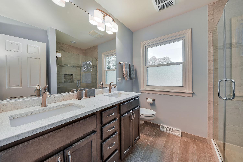 Brian Karen 39 S Master Bathroom Remodel Pictures Home