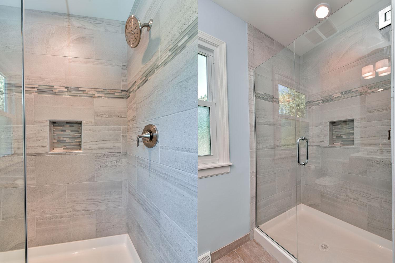 Brian karen 39 s master bathroom remodel pictures home for Bathroom remodel 33411