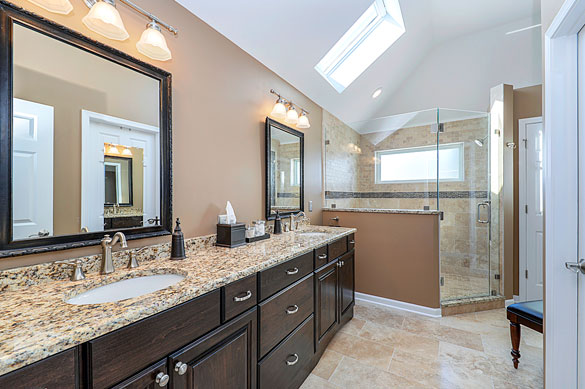 What is the cost of a bathroom remodel home remodeling for Labor cost to remodel bathroom