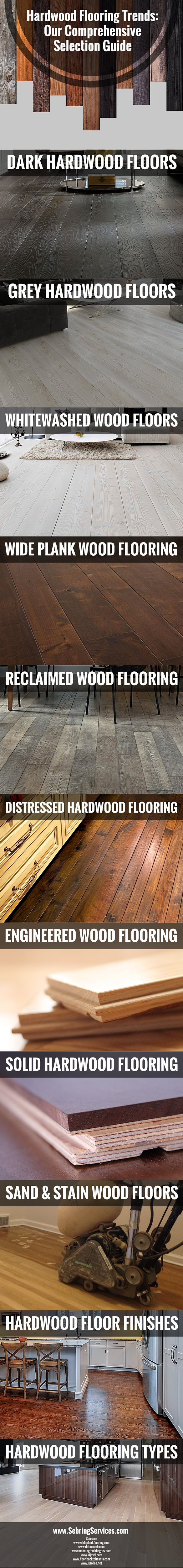 Hardwood Flooring Trends Our Comprehensive Selection Guide - Sebring Services