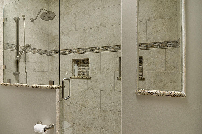 rick malene s master bathroom remodel pictures home remodeling bathroom remodeling tile cabinet granite quartz ideas naperville aurora north aurora sebring services