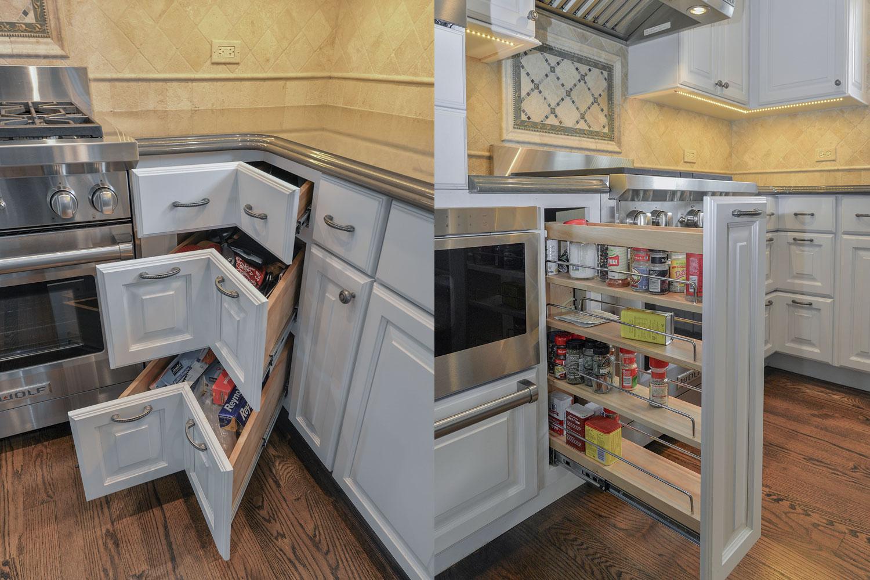 1 108 Kitchen Remodeling Ideas White Cabinetry Quartz Hinsdale IL Illinois Sebring Services