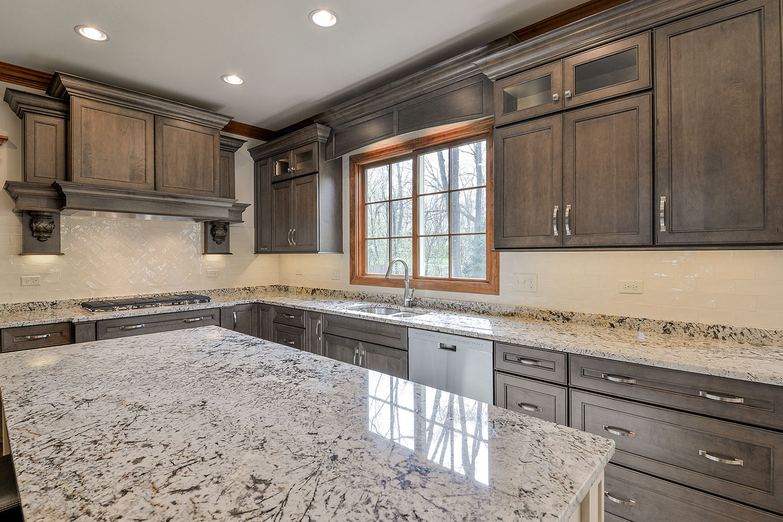 ... Kitchen Remodeling Ideas White Cabinetry Granite Wheaton IL Illinois  Sebring Services ...