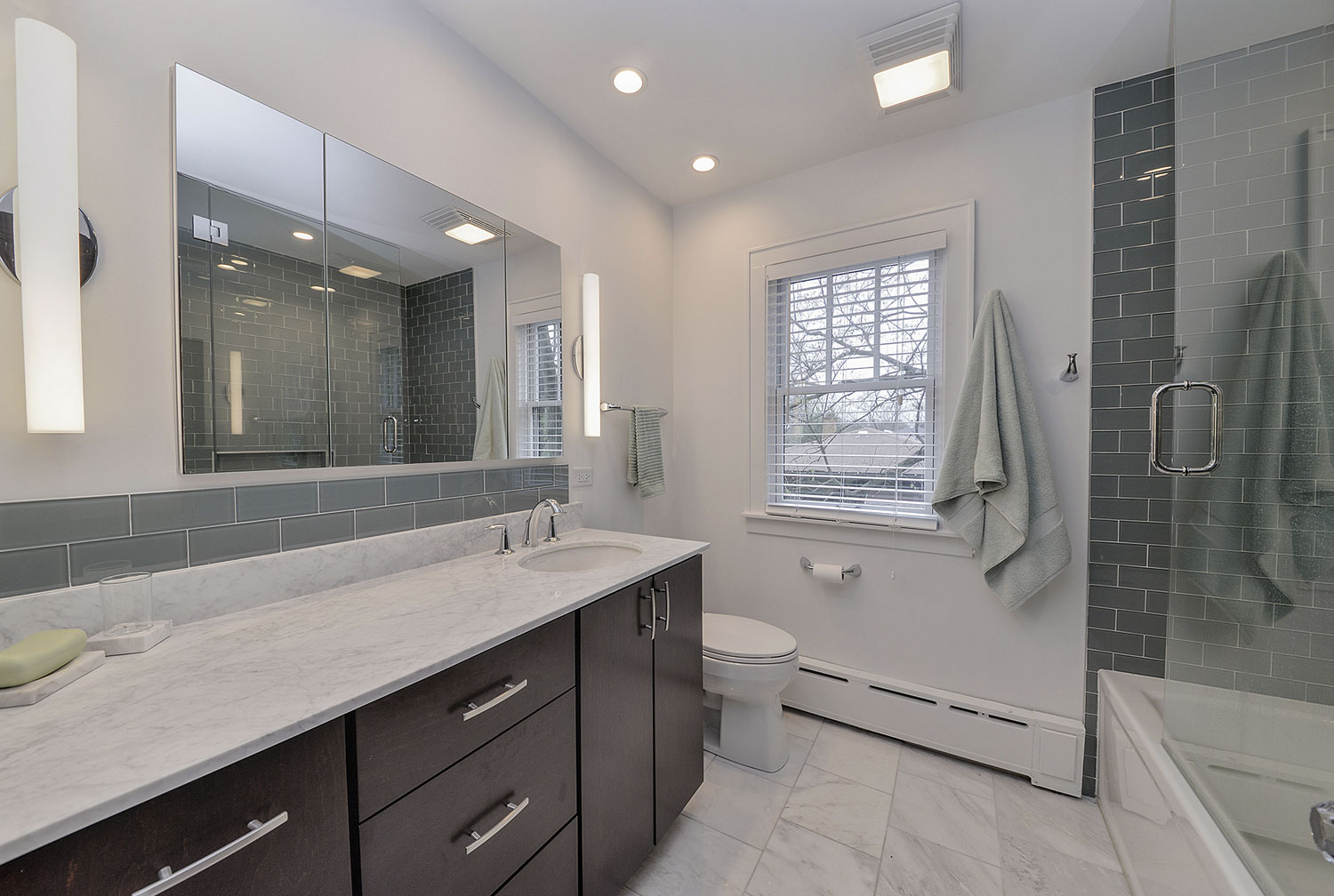 Cindy's Master Bathroom Remodel Pictures