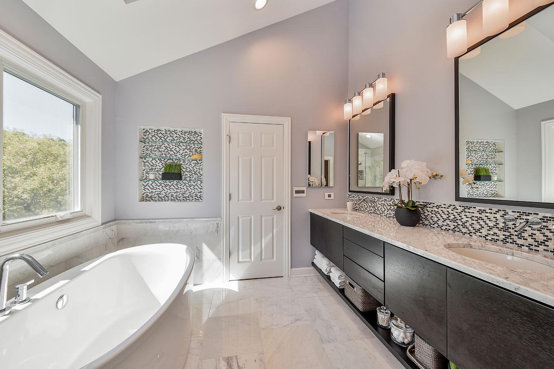 Doug natalie 39 s master bathroom remodel pictures home for Bathroom remodeling service