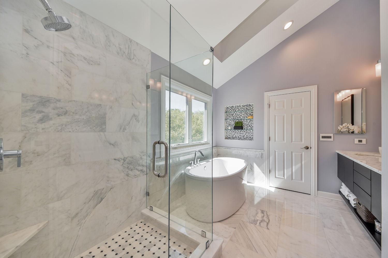 doug natalie s master bathroom remodel pictures home bathroom remodeling tile quartz ideas aurora sebring services
