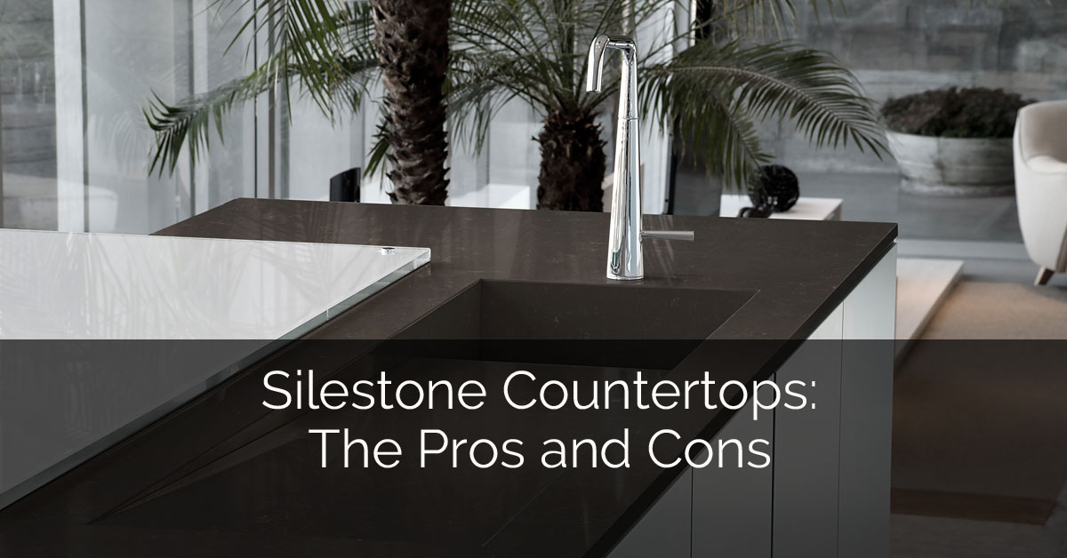 Silestone countertops the pros cons home remodeling for Basement pros and cons