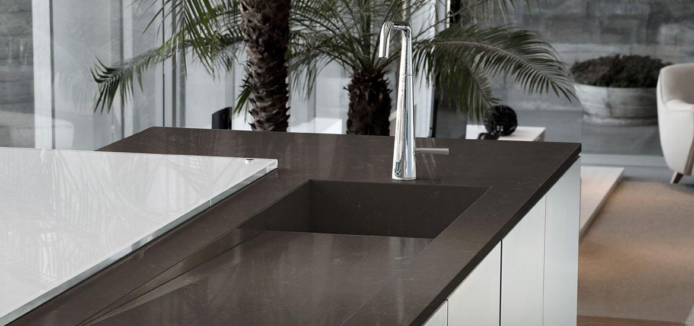 silestone countertops the pros cons home remodeling contractors sebring design build. Black Bedroom Furniture Sets. Home Design Ideas