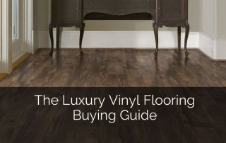 The Luxury Vinyl Flooring Buying Guide - Sebring Services