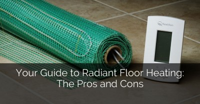 your guide to radiant floor heating the pros and cons sebring services cabinet lighting guide sebring