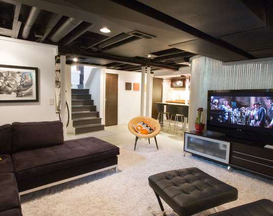 Basement Finish Ideas 45 amazing luxury finished basement ideas | home remodeling
