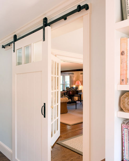 Barn Doors - Sebring Services & 51 Awesome Sliding Barn Door Ideas | Home Remodeling Contractors ...