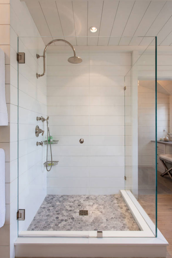 Turn Window Shower : Walk in shower tile ideas that will inspire you home