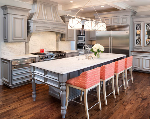 gray kitchen cabinets. The Psychology of Why Grey Kitchen Cabinets Are So Popular  Sebring Services Gray Home