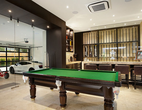 Man Cave Ideas - Sebring Services