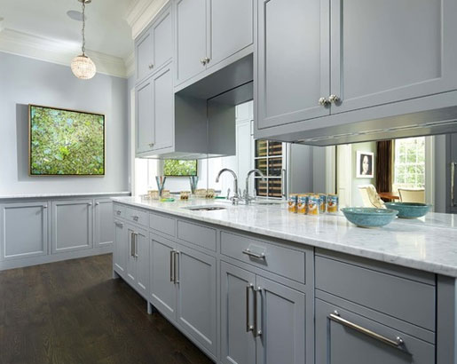 The Psychology Of Why Grey Kitchen Cabinets Are So Popular Sebring Services