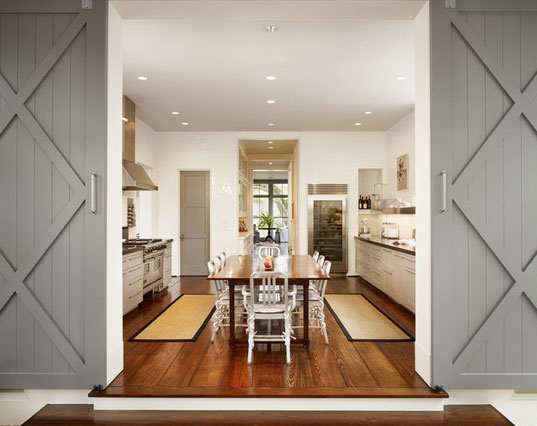 Kitchen Barn 51 awesome sliding barn door ideas | home remodeling contractors
