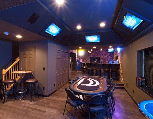 29 Incredible Man Cave Ideas That Will Make You Jealous