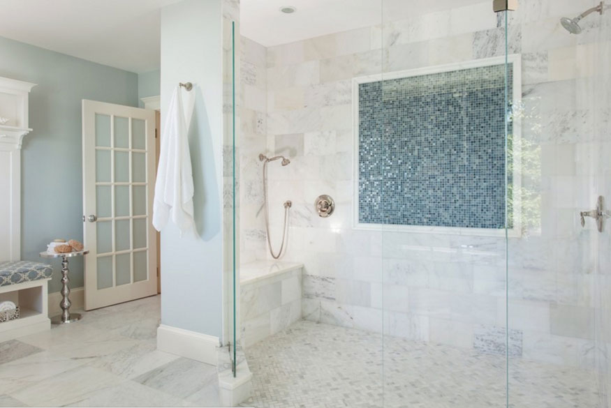 27 Luxury Walk in Shower Tile Ideas That Will Inspire You ...
