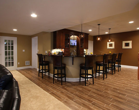 45 amazing luxury finished basement ideas home for Design basement layout free