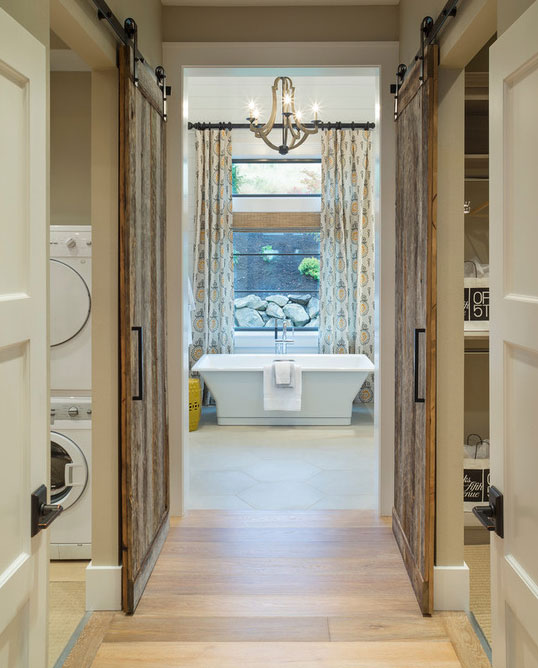 Bathroom Doors Cape Town 51 awesome sliding barn door ideas | home remodeling contractors