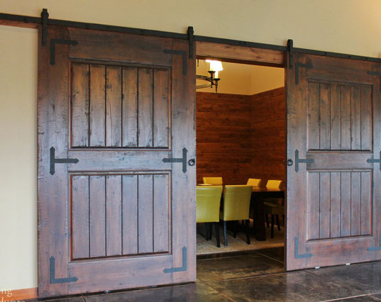 48 Awesome Sliding Barn Door Ideas Home Remodeling Contractors Simple Interior Barn Doors For Homes