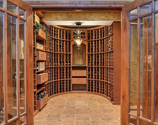 Amazing Luxury Finished Basement Ideas Home Remodeling