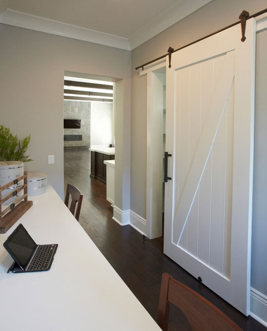 51 awesome sliding barn door ideas home remodeling contractors sebring design build. Black Bedroom Furniture Sets. Home Design Ideas