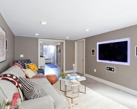 basement interior design ideas. Basement Finishing Ideas - Sebring Services Interior Design