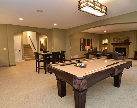 45 amazing luxury finished basement ideas home remodeling rh sebringdesignbuild com ideas for basement floors ideas for basement walls
