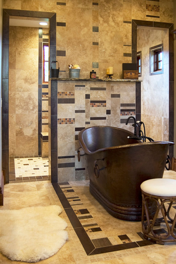 27 Walk In Shower Tile Ideas That Will Inspire You Pearl