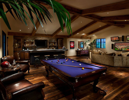 29 incredible man cave ideas that will make you jealous for Man cave plans