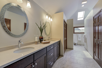 Naperville Master Bathroom Ideas - Sebring Services