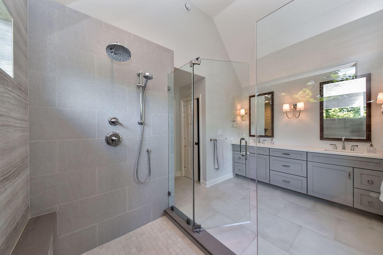Bathroom Remodeling Tile Quartz Ideas Naperville - Sebring Services