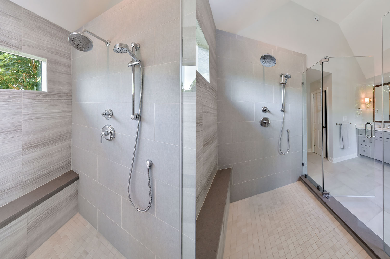 Bathroom Remodeling Tile Quartz Ideas Naperville - Sebring Services