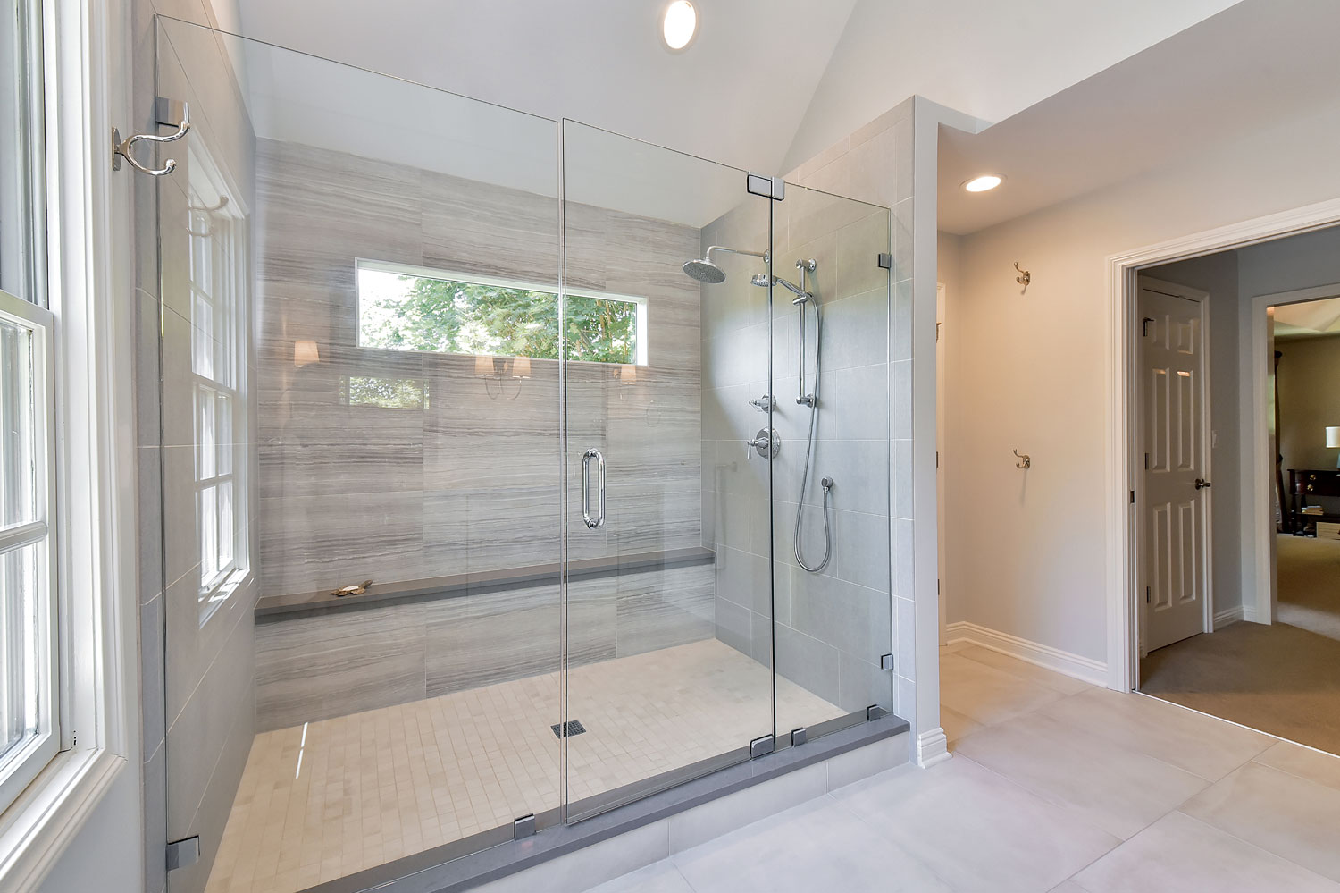 Carl susan 39 s master bathroom remodel pictures home for Bath renovations
