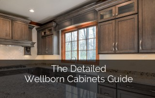 The Detailed Wellborn Cabinets Guide - Sebring Services