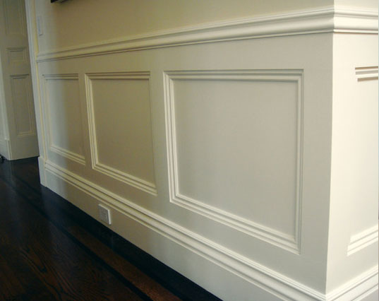 39 of the best wainscoting ideas for your next project for Architectural trim