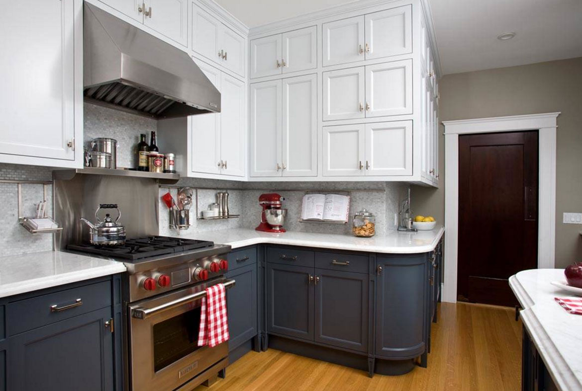 31 Awesome Blue Kitchen Cabinet Ideas Home Remodeling Contractors Sebring Design Build