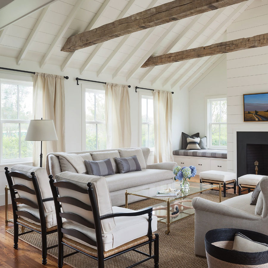 Amazing Ceiling Decorations For Your Modern Home: What Is Shiplap Cladding? 21 Ideas For Your Home