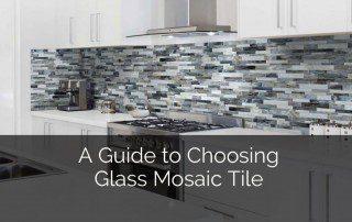 Glass Mosaic Tiles - Sebring Design Build
